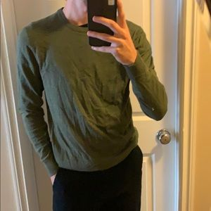 Old navy plain green sweater